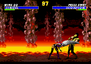 Ultimate Mortal Kombat 3 (USA)