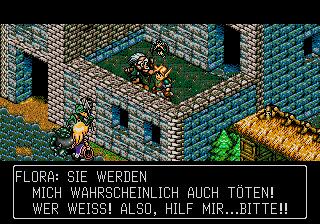 Landstalker - Die Schatze von Konig Nolo (Germany)