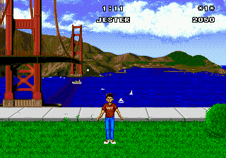 California Games (USA, Europe)