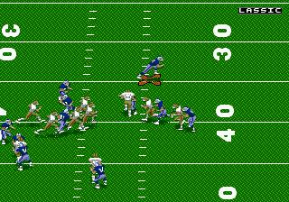 NFL '95 (USA, Europe)