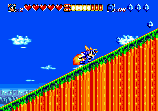 Sparkster (Europe)
