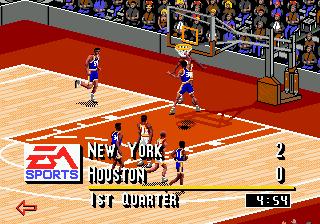 NBA Live 95 (USA, Europe)