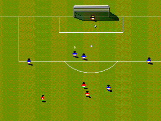 Sensible Soccer (Europe) (En,Fr,De,It)