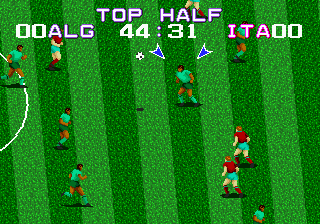 Tecmo World Cup '92 (Japan)