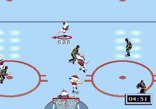 NHL All-Star Hockey 95 (USA)