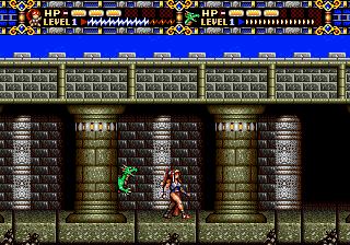 Alisia Dragoon (Japan)