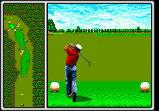 Arnold Palmer Tournament Golf (USA, Europe)