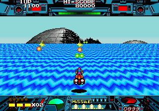 Burning Force (USA)