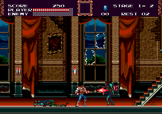 Castlevania - The New Generation (Europe) (Beta)