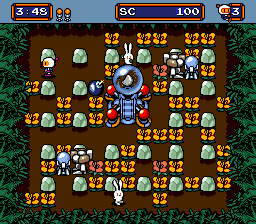 Mega Bomberman (USA)
