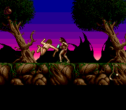 Shadow of the Beast II (USA, Europe)