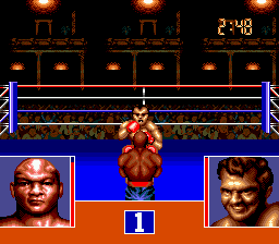 George Foreman's KO Boxing (USA)