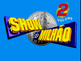 Show do Milhao Volume 2 (Brazil) (Alt)