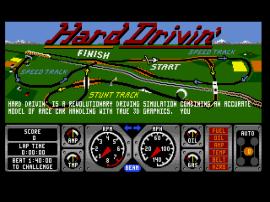 Hard Drivin' (World)