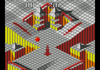 Marble Madness (USA, Europe)