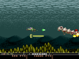 Bio Hazard Battle (USA) (Beta)