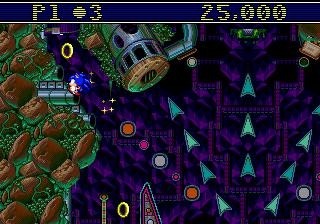 Sonic Spinball (USA)