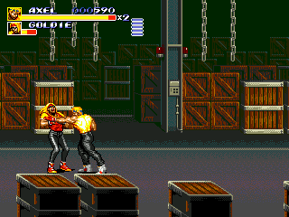 Streets of Rage 3 (Europe)