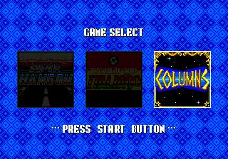 Mega Games I (Europe)