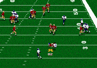 Madden NFL 96 (USA, Europe)