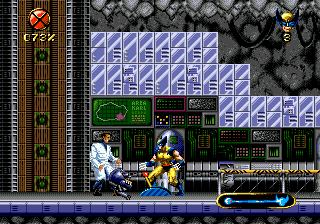 Wolverine - Adamantium Rage (USA, Europe)