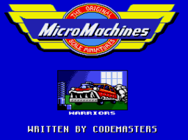 Micro Machines (USA, Europe) (Alt)