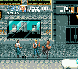 Double Dragon 3 - The Arcade Game (USA, Europe)