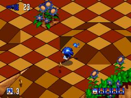 Sonic 3D Blast (USA, Europe)
