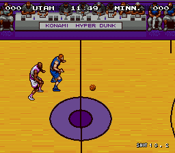 Hyper Dunk - The Playoff Edition (Japan)
