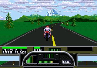 Road Rash II (Japan)