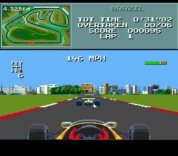 F1 (Europe)