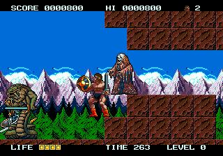 Rastan Saga II (USA)