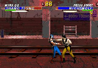 Mortal Kombat 3 (Europe)