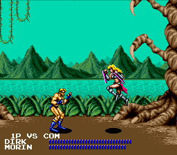 Fighting Masters (USA)