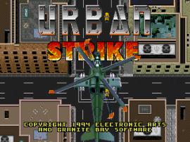 Urban Strike (USA, Europe)