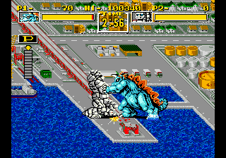 King of the Monsters (Europe)