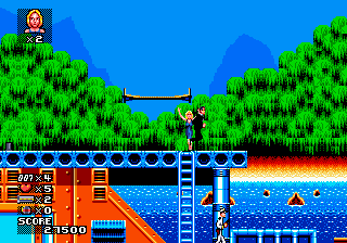 James Bond 007 - The Duel (Europe)