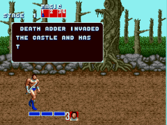 Golden Axe (World)