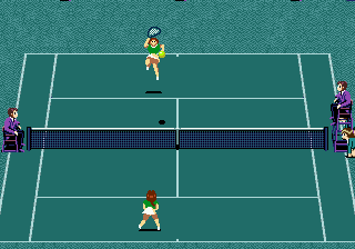 GrandSlam - The Tennis Tournament (Europe)