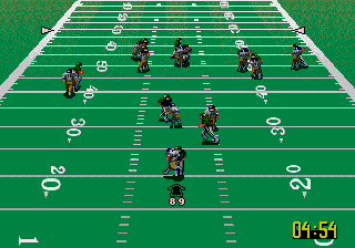 NFL Quarterback Club 96 (USA, Europe)
