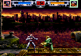 VR Troopers (USA, Europe)