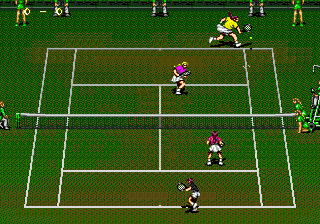 Wimbledon Championship Tennis (USA)