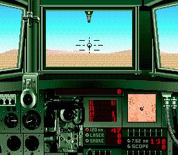 Super Battletank - War in the Gulf (USA)