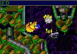 Sonic Spinball (Europe)