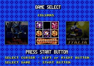 Mega Games 6 Vol. 2 (Europe)