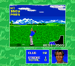 Top Pro Golf (Japan)