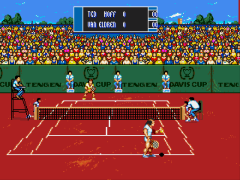 Davis Cup World Tour (USA, Europe) (July 1993)