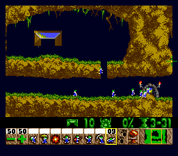 Lemmings (Europe)