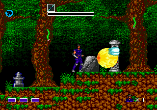 Mystic Defender (USA, Europe) (v1.1)