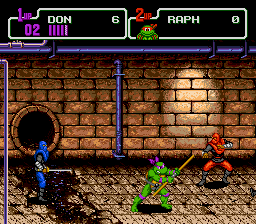 Teenage Mutant Ninja Turtles - The Hyperstone Heist (USA)